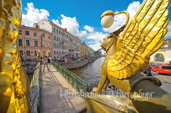 Волшебные места Петербурга