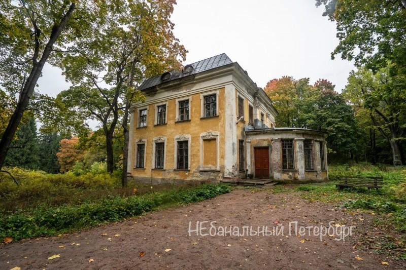 Большой дворец Воронцовой-Дашковой и Шуваловский парк