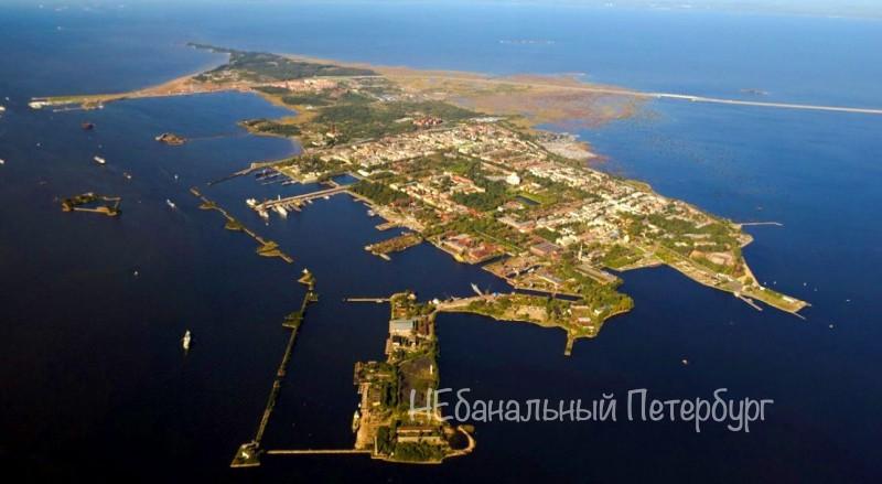Кронштадт(Морской собор+форт Константин+музей Маяков)