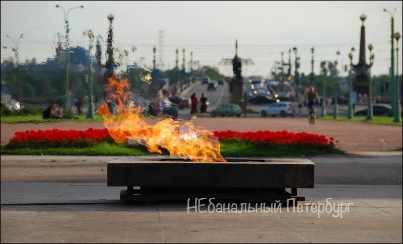 Жертвы воин и революций
