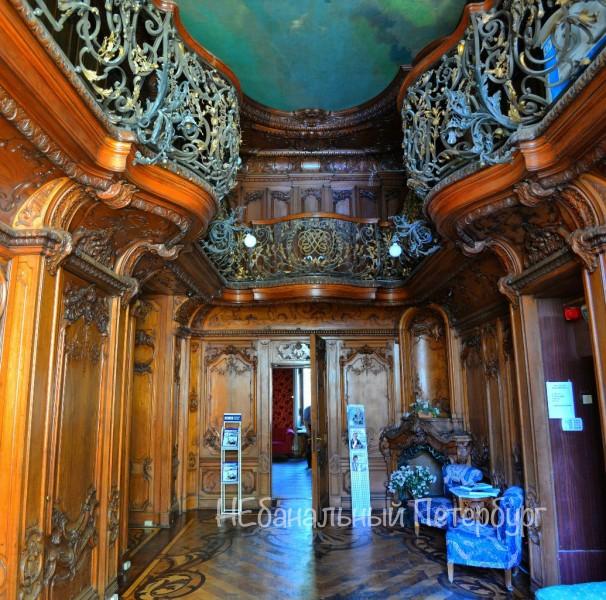 Экскурсия в особняк Половцова