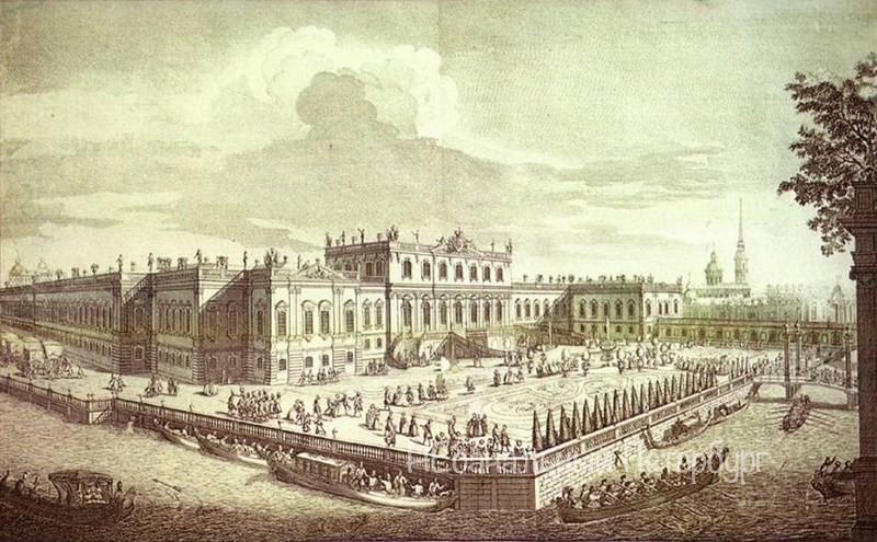 дворец елизаветы первой