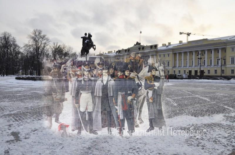 Декабристы в Петербурге