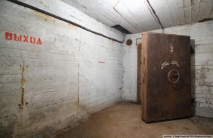 Посещение бомбоубежища и смотровой башни