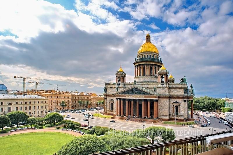 Откуда начинался Петербург