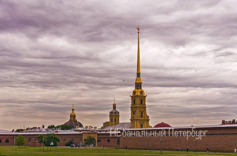 трезини петропавловская крепость