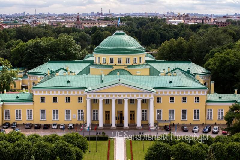 страров творический дворец