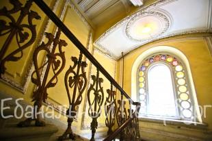 Экскурсия по доходным домам, дворам и парадным лестницам