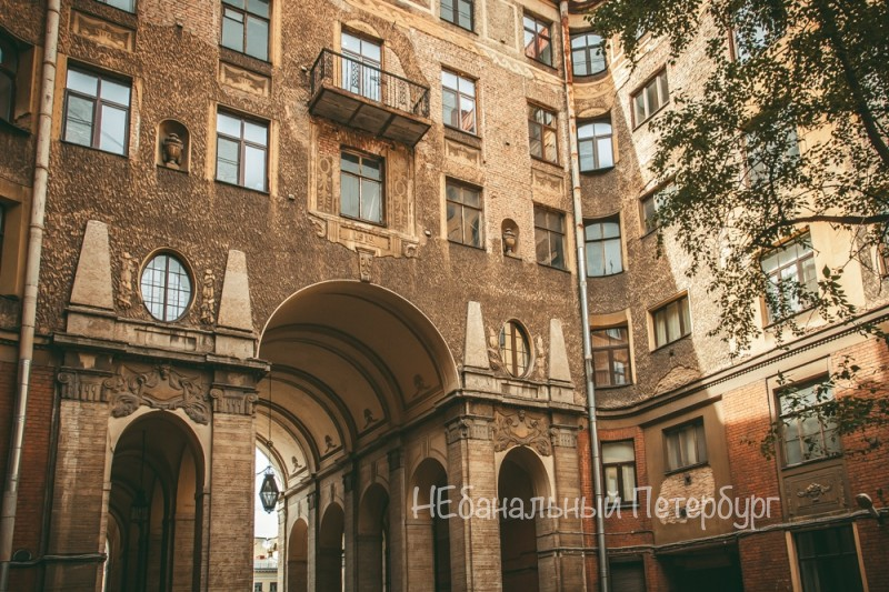 Тайны Толстовского дома