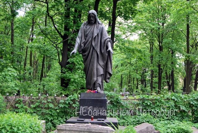 Экскурсия на Волковское кладбище