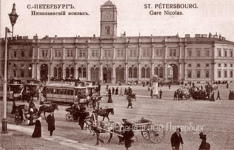 Хулиганский (Криминальный) Петербург