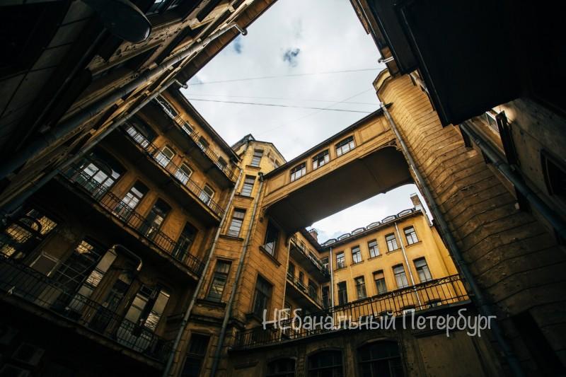Неформальный Петербург с посещением Ротонды