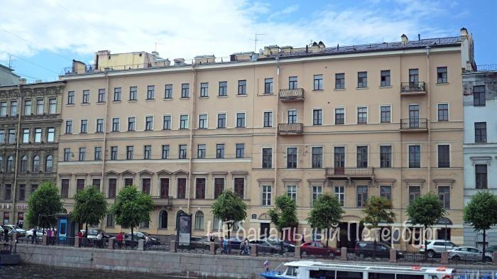 Лермонтовские места в Петербурге