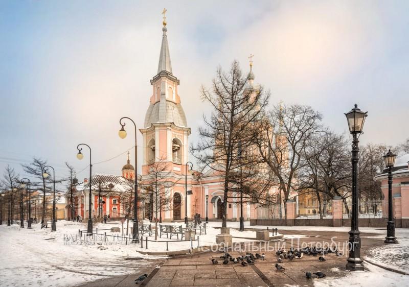 От 1-ой до 29-ой линии Васильевского Острова