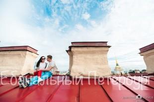 Комбо тур: дворы-парадные-крыша