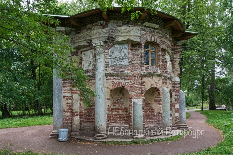 Неизвестный Пушкин (Царское село)
