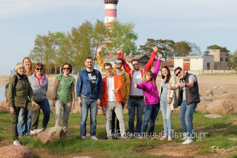 Экскурсия по маякам
