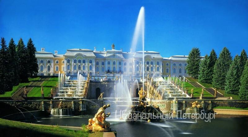 Экскурсия в Петергоф(Фонтаны)