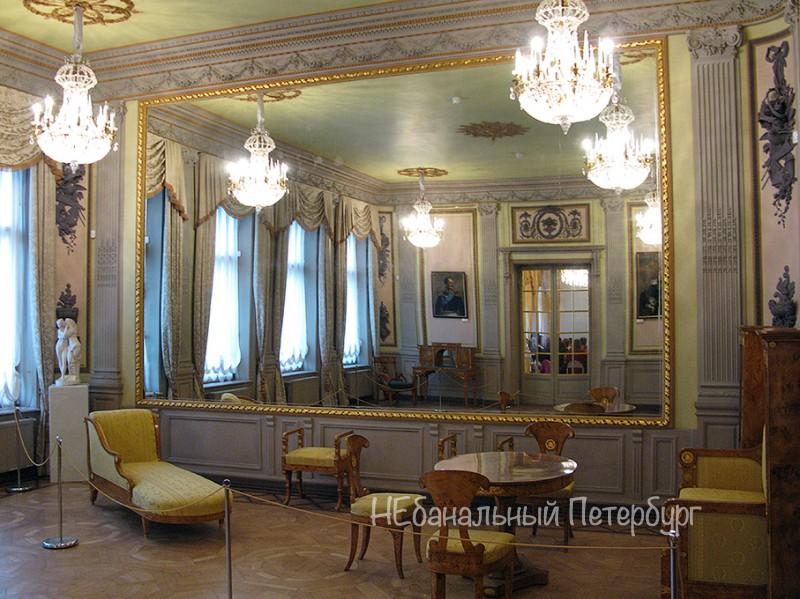 Экскурсия в особняк Румянцева