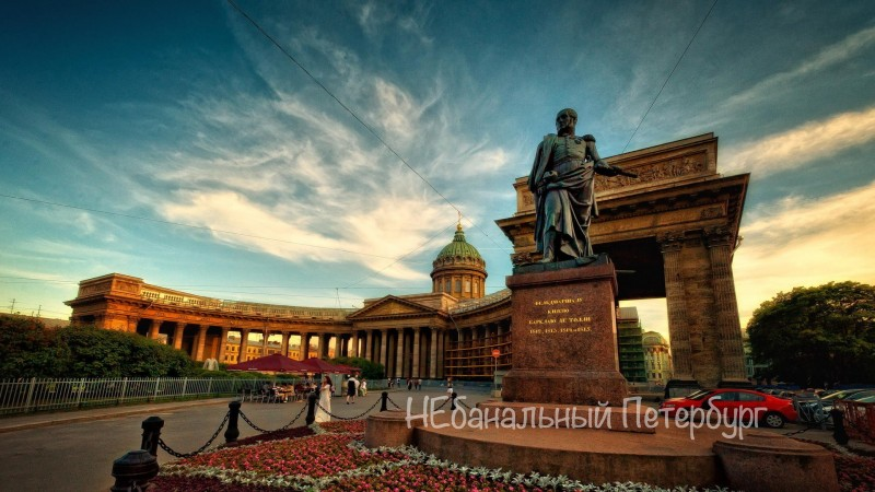 Вечерняя экскурсия по Петербургу