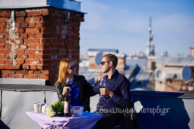 Свидание на крыше Невского проспекта