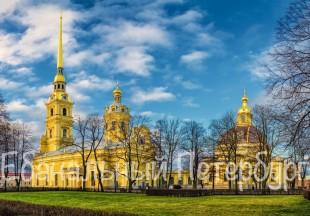 Обзорная экскурсия + Петропавловская крепость