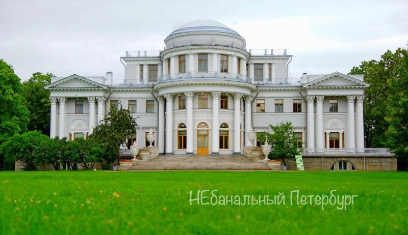 Неизвестные острова Петербурга