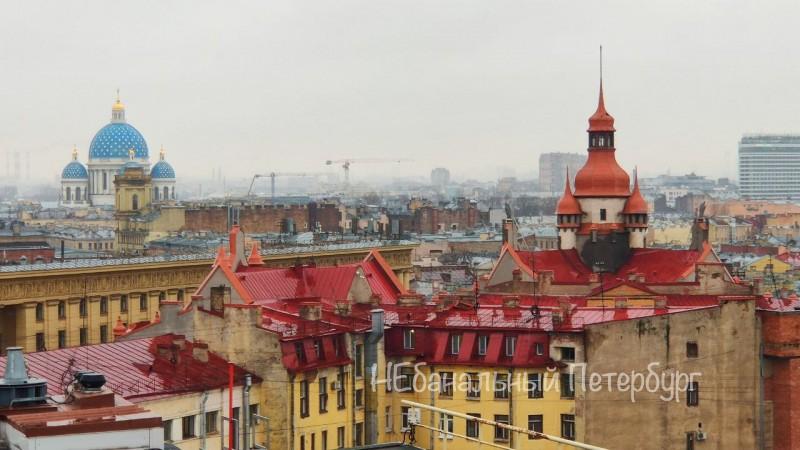 Экскурсия по доходным домам Сенной площади + Смотровая площадка