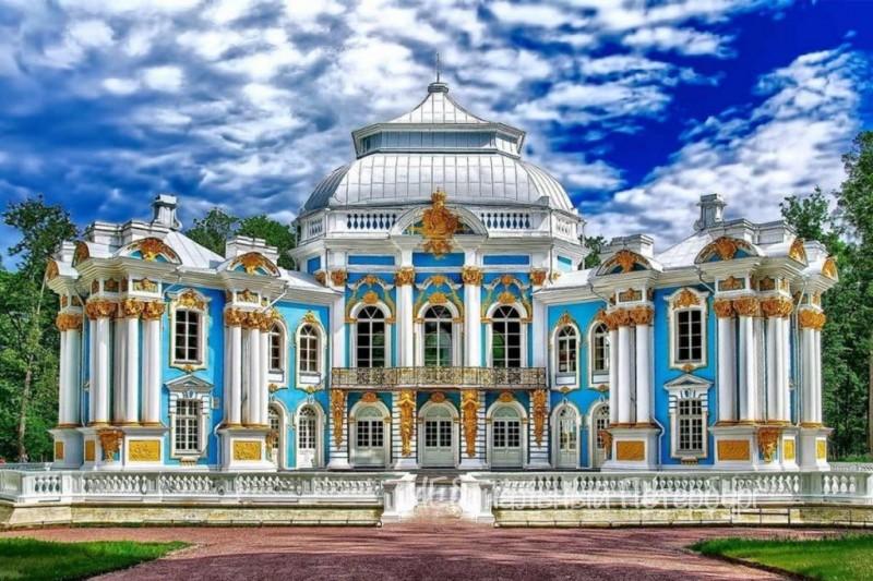 Пушкин (Царское село) с посещением Лицея