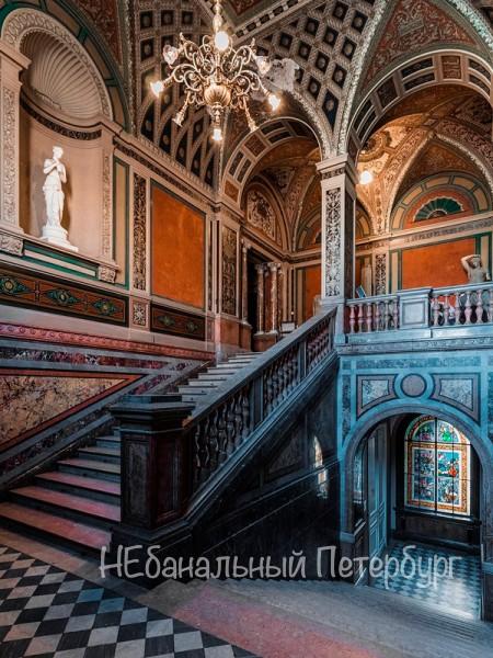 Экскурсия в музей Академии им. барона Штиглица