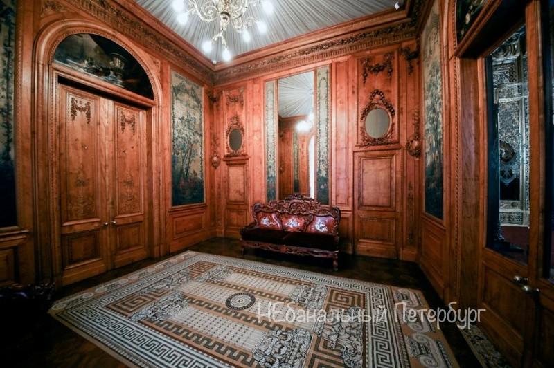 Экскурсия в особняк фон Дервизов