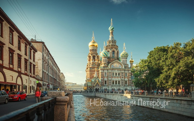 Обзорная экскурсия + Петровская Акватория