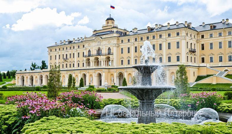 Стрельна(Константиновский дворец)