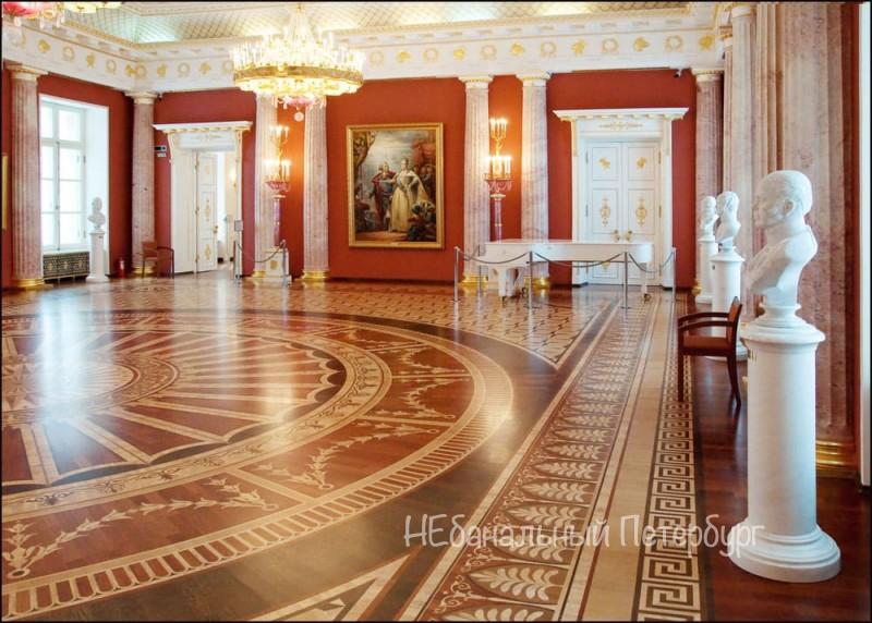 Экскурсия в Таврический дворец