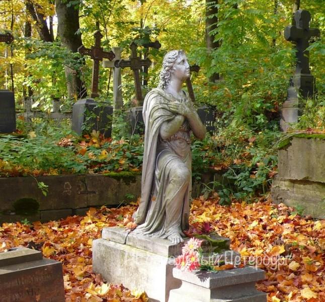Экскурсия на Смоленское кладбище