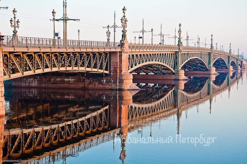 Знаменитые мосты и мостики Петербурга