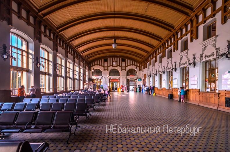 Экскурсия по Витебскому вокзалу